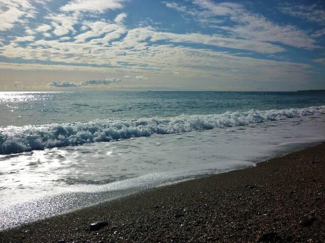 Sant' Anna -Fondachello, spiaggia