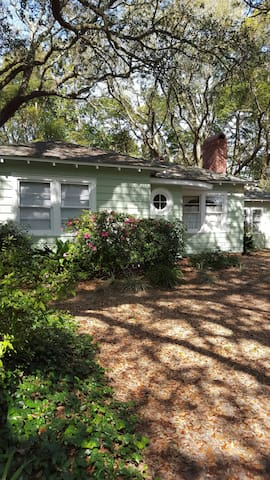 Cottage close to beach/pier/village - Saint Simons Island - Ev