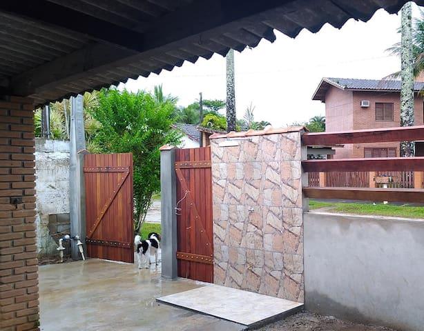 Casa Terrea Praia da Lagoinha Ubatuba