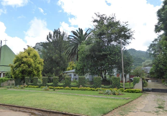 Friendly flat near Mutare Centre