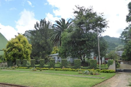 Friendly flat near Mutare Centre