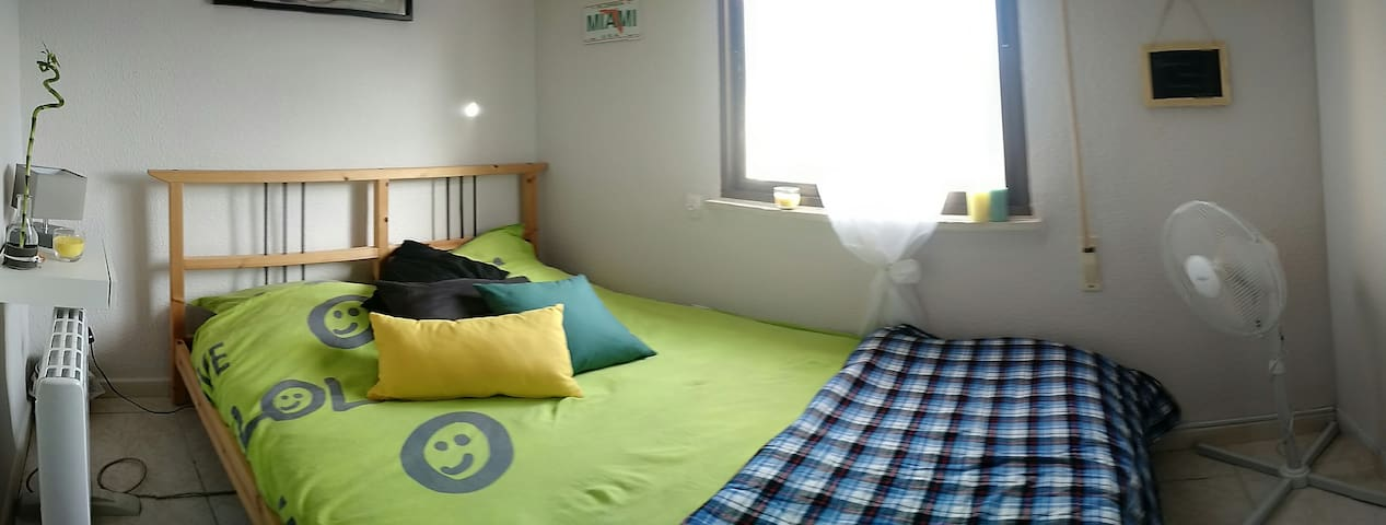 Private room - Mostoles, 30 min of Madrid