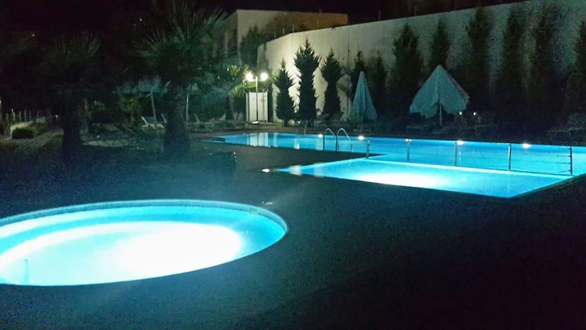 Ultra modern with amazing sea views - iassos - Apartamento