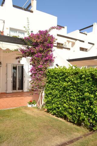 Appartement résidentiel avec piscine et jardin - Alhama de Murcia