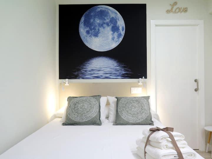 Acogedor Estudio Luna en Pontevedra Centro