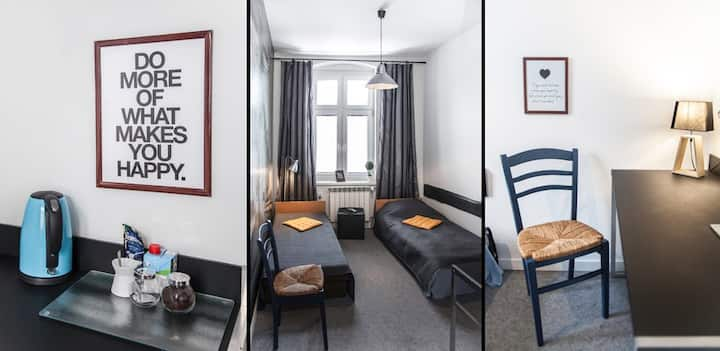Loft Rooms, Pokój typu TWIN, 2 os.