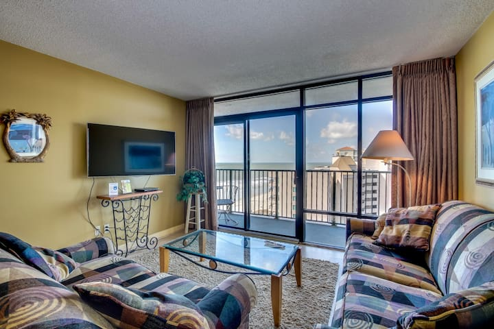 1107 The Verandas by the Sea - North Myrtle Beach - Apartamento