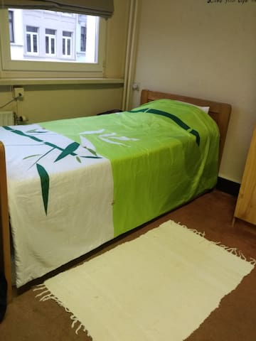 Shared cozy room in city center - Antwerpen - Hus