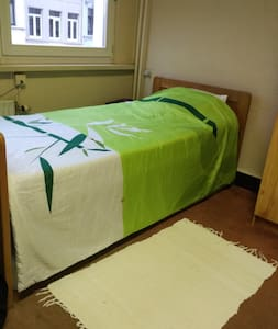 Shared cozy room in city center - Antwerpen - Ház