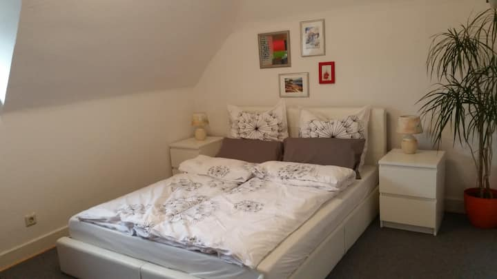 Cosy apartment (two rooms) in residential area