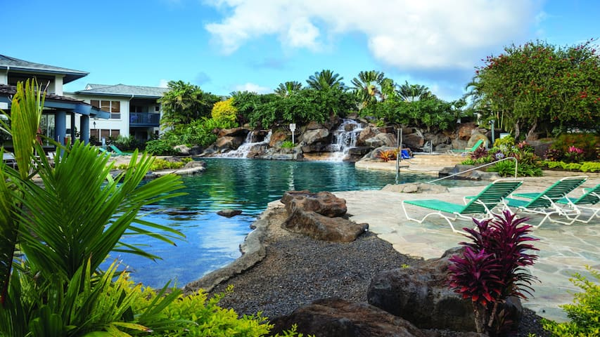 Amazing Kauai Adventure!  1Bd Bali Hai Villa