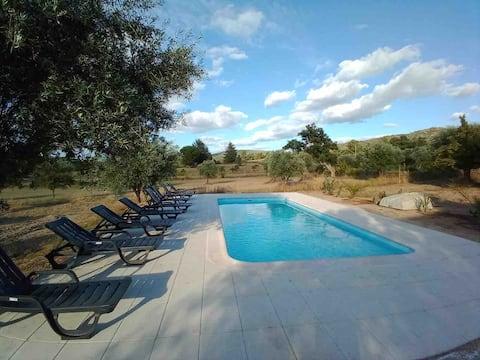 Baraçal : Maison avec piscine