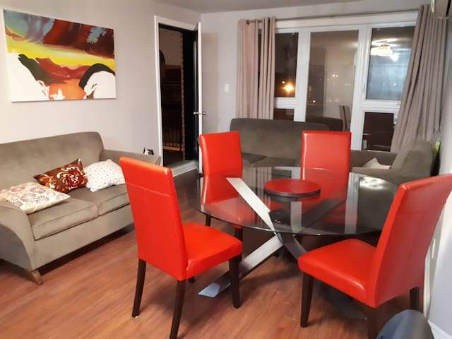 Fully furnished 2 bedroom for rent
