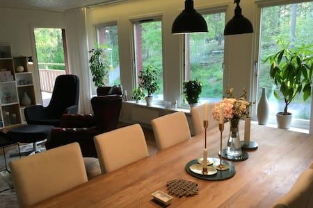 Family house close to Gothenburg