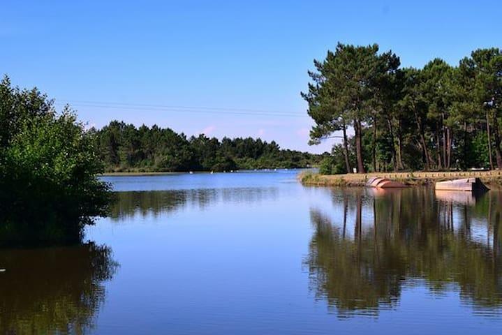 Lacanau Lac maison de vacances à louer