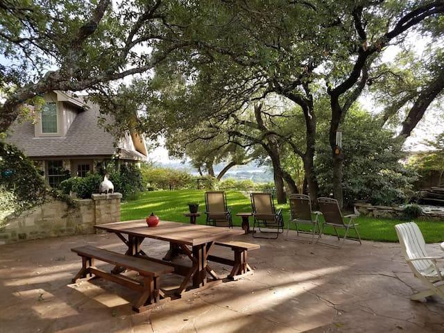 Restful Getaway - Lago Vista - Huis