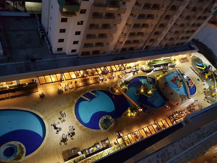 Enjoy Olimpia Park Resort - Ótima localização