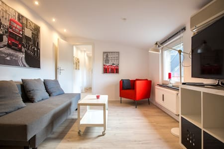 Schönes ruhiges Design-Appartment - Colônia