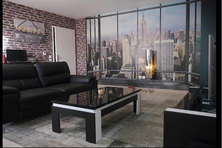 Bel appartement tout confort+Parking - Brunoy - Apartment