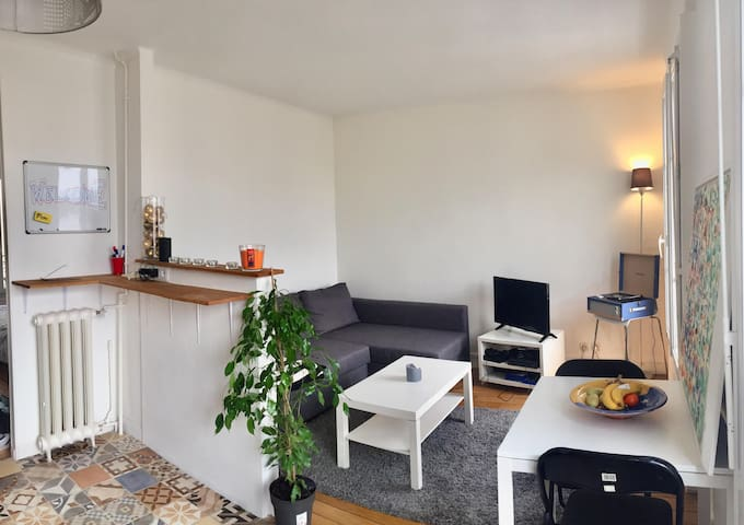 BEAUTIFUL FLAT AT 10 MINUTES FROM  CHAMPS ELYSEES