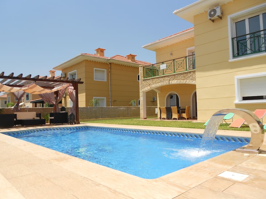 Saidia Marina Belle Villa Climatisee Avec Piscine