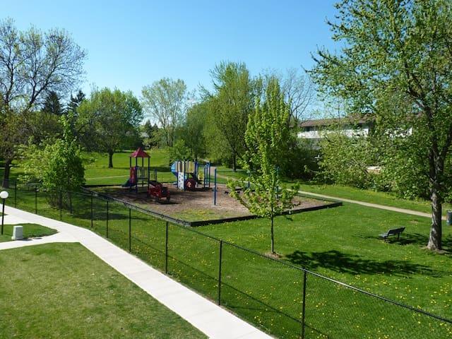 Charming, well located, Niagara Region Apartment.