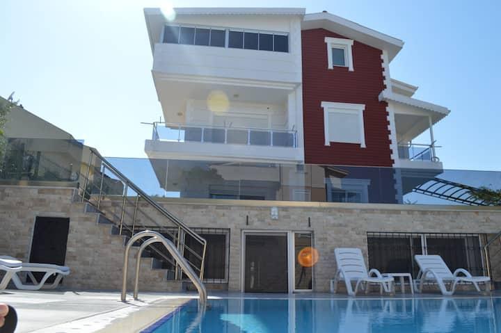 Villa Konig Luxury Golf Apartment, Belek, Turkey
