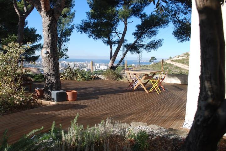 Villa with swimming pool Marseille