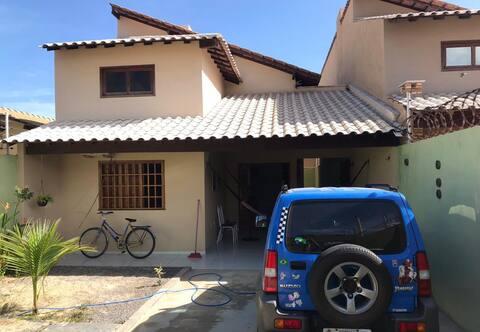 Casa de Praia nova em Luis Correia