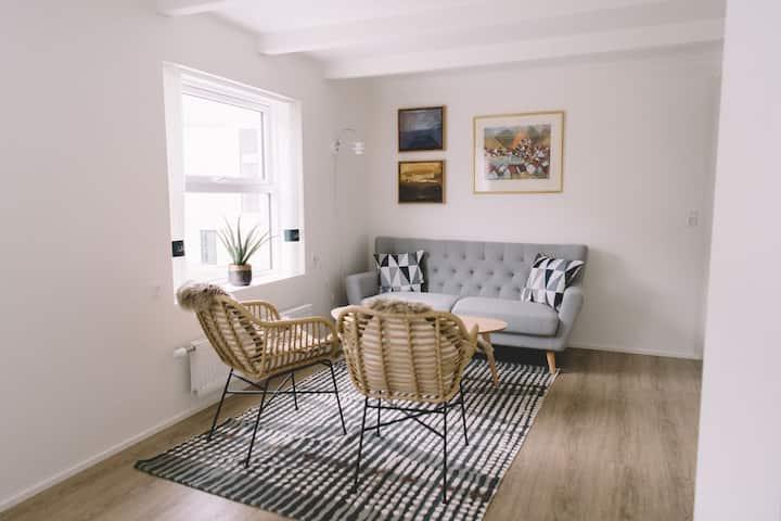 Cosy apartment in city centre of Klaksvik