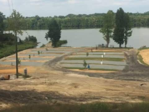 Greene's Pond RV/Camping site.