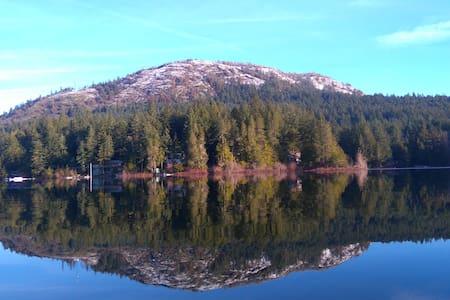 Shawnigan Lake Waterfront Retreat - Shawnigan Lake