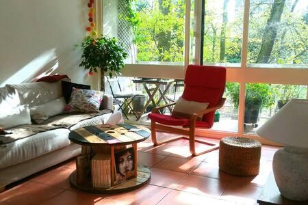 Cosy,spacieux&calme près Paris&Orly - Verrières-le-Buisson - Lejlighed
