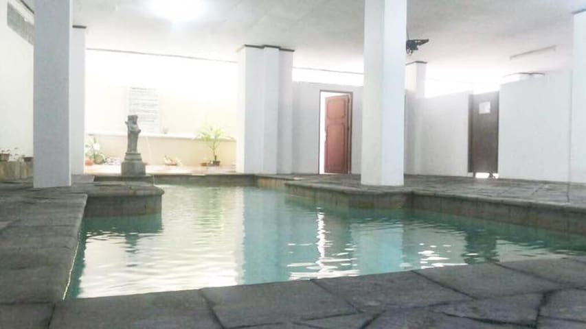 PROMO-Private Room in Kuta next to the Airport