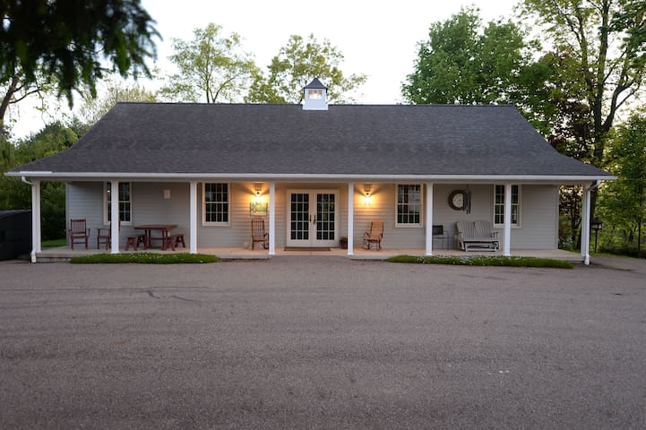 Spacious 2 BR home, just minutes from Berlin, OH.