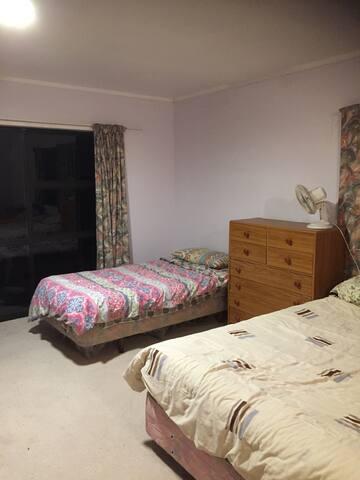 Bush dormitory 1