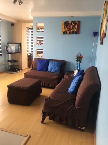 COZY, FULL EQUIPPED, WELL LOCATED  SUITE IN QUITO