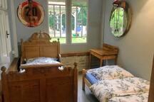 Secon bedroom (2 persons).