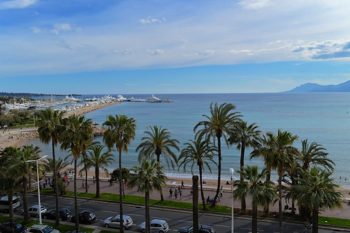 Appartement boulevard de la Croisette - Cannes - Apartment