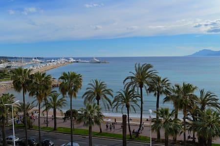 Appartement boulevard de la Croisette - Cannes - Apartment