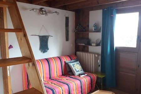 studio - Entre ville et nature. repos et tourisme