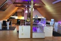 Moderne, gemütliche und helle Einzimmerwohnung