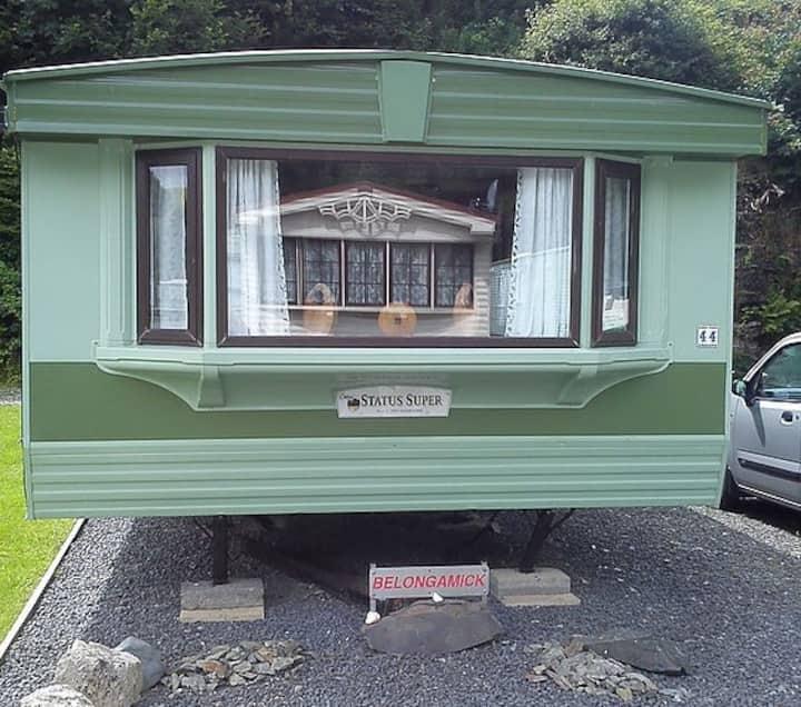 6 Berth Caravan  Borth Aberystwyth