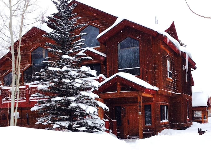 Frisco Mountain Home:  Suite + Gourmet Breakfast - Frisco - House