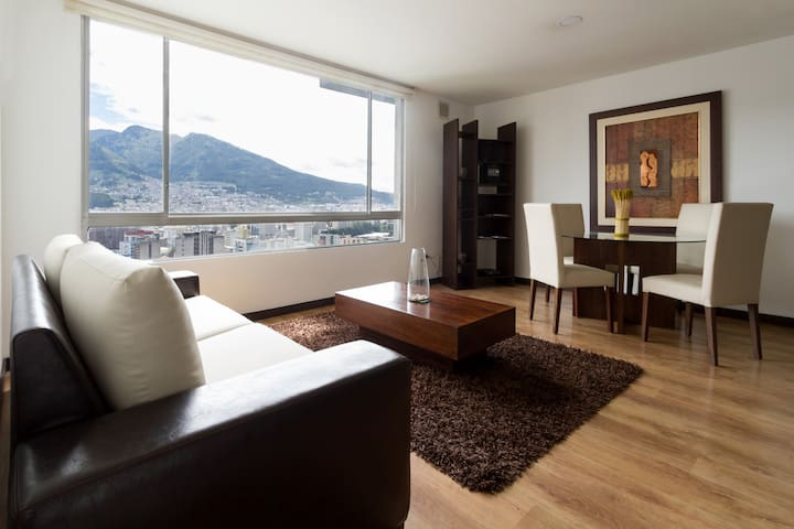 BEAUTIFUL VIEW - HEART OF QUITO - Quito - Appartement