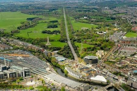 Phoenix Park, Dublin City Centre - ดับลิน - อพาร์ทเมนท์