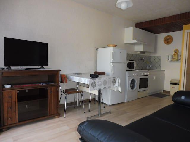 appartement village nebouzat