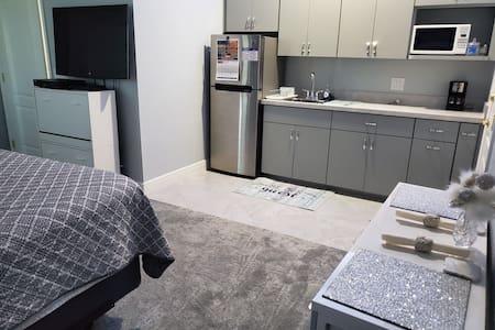 New Modern Suite Getaway!