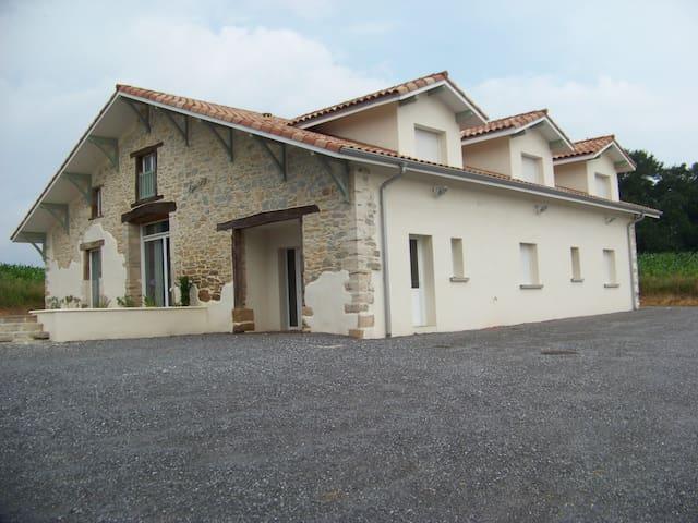 """Maison """"Hounère"""". Sud des Landes. - Sainte-Marie-de-Gosse - Haus"""