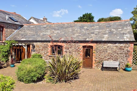 Barn conversion, comfortable and full of character - Woolley - บ้าน